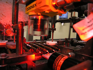 Machine Vision plastics inspection
