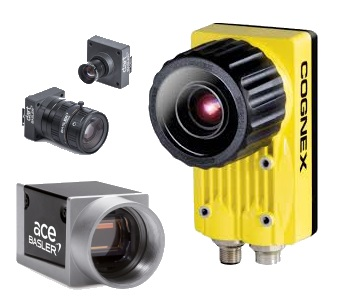 Machine Vision Cameras and Components