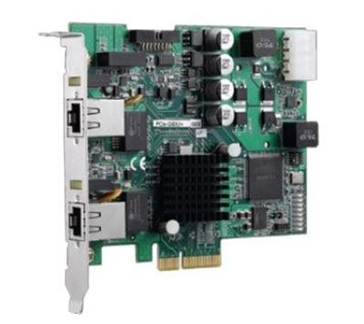 Picture of AdLink GIE62+ 2-port PCIe PoE card