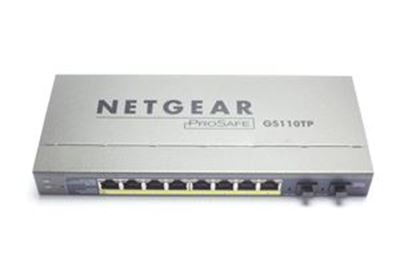 Picture of GS 110TP PoE 8-Port Switch