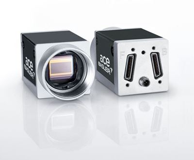 Picture of Basler ace Camera Link acA2040-180km NIR camera