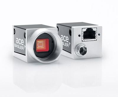 Picture of Basler ace GigE acA2500-20gc camera