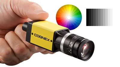 Picture of Cognex In-Sight 8000 IS8400C-373-50