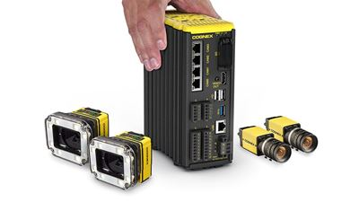 Picture of Cognex In-Sight Multi-Camera ISVC200-102-473
